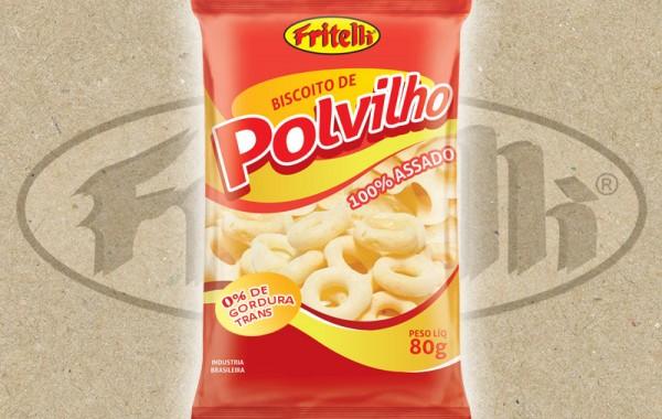 Biscoito de Polvilho (100% assado)